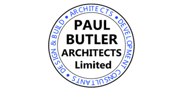 Paul Butler Architects Ltd. logo