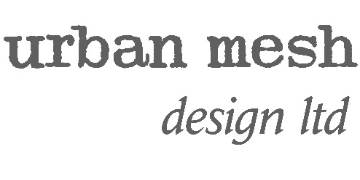 urban mesh design ltd logo