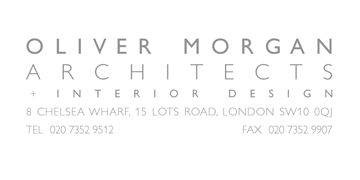 Oliver Morgan Architects logo