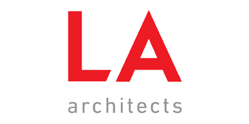 LA architects Ltd logo