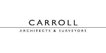 CARROLL ARCHITECTS AND SURVEYORS logo