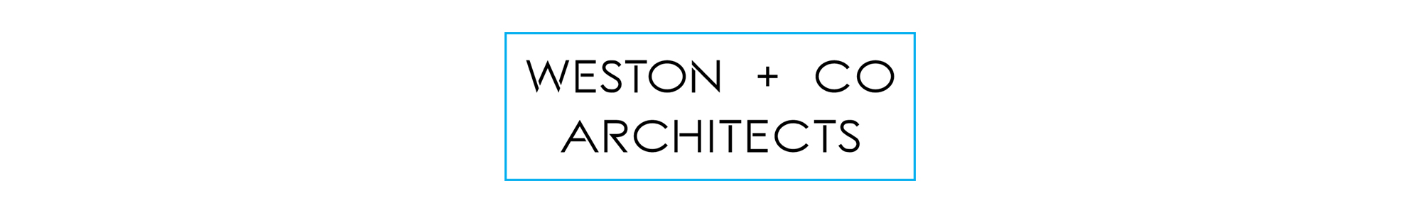 Weston & Co Architects Ltd