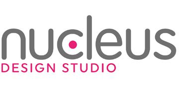 Nucleus Design studio logo